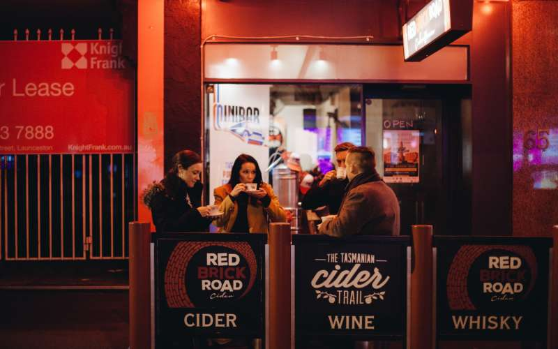 Red Brick Road Cider
