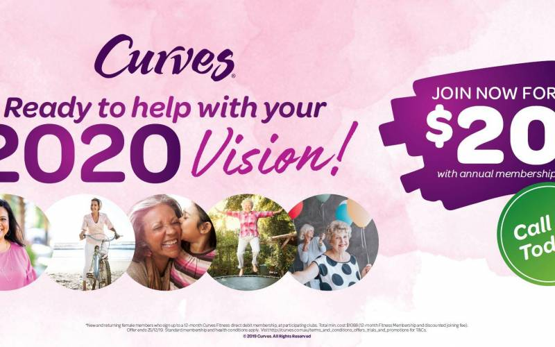 Curves health promotion