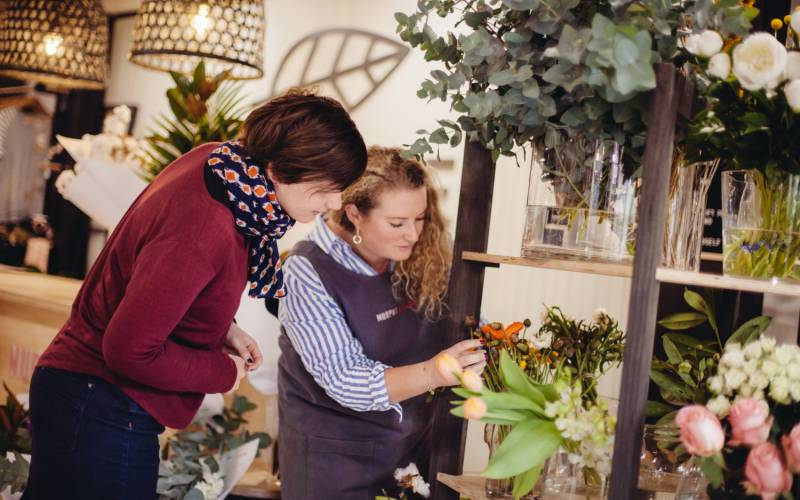 Acreage Home Gifts Retail Florist cafe 1