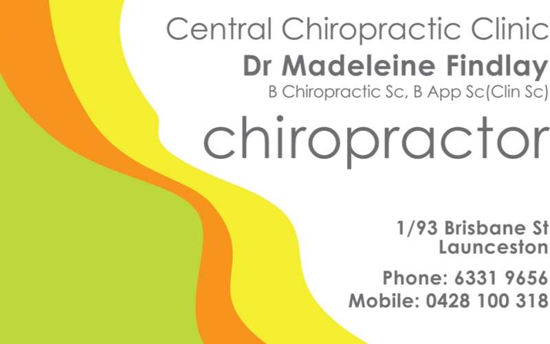 The Central Chiropractic Clinic