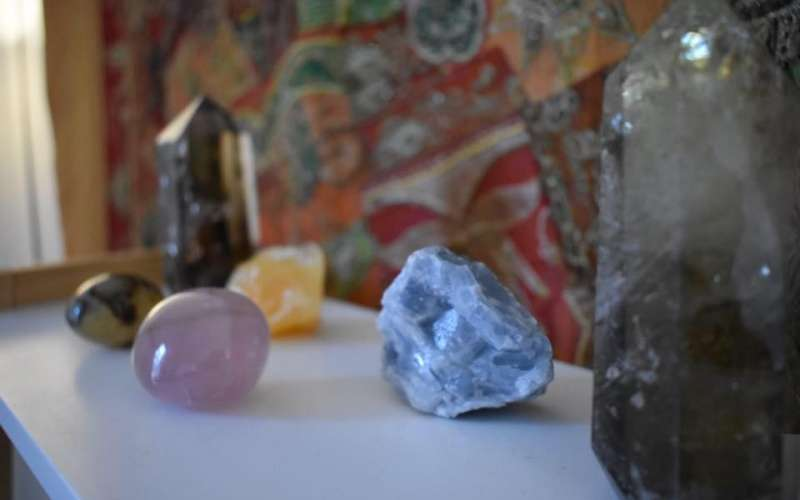 Rebecca Macqueen Crystal and Energy Healing