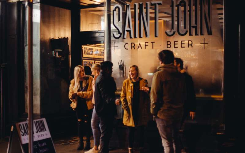 Saint John Craft Beer